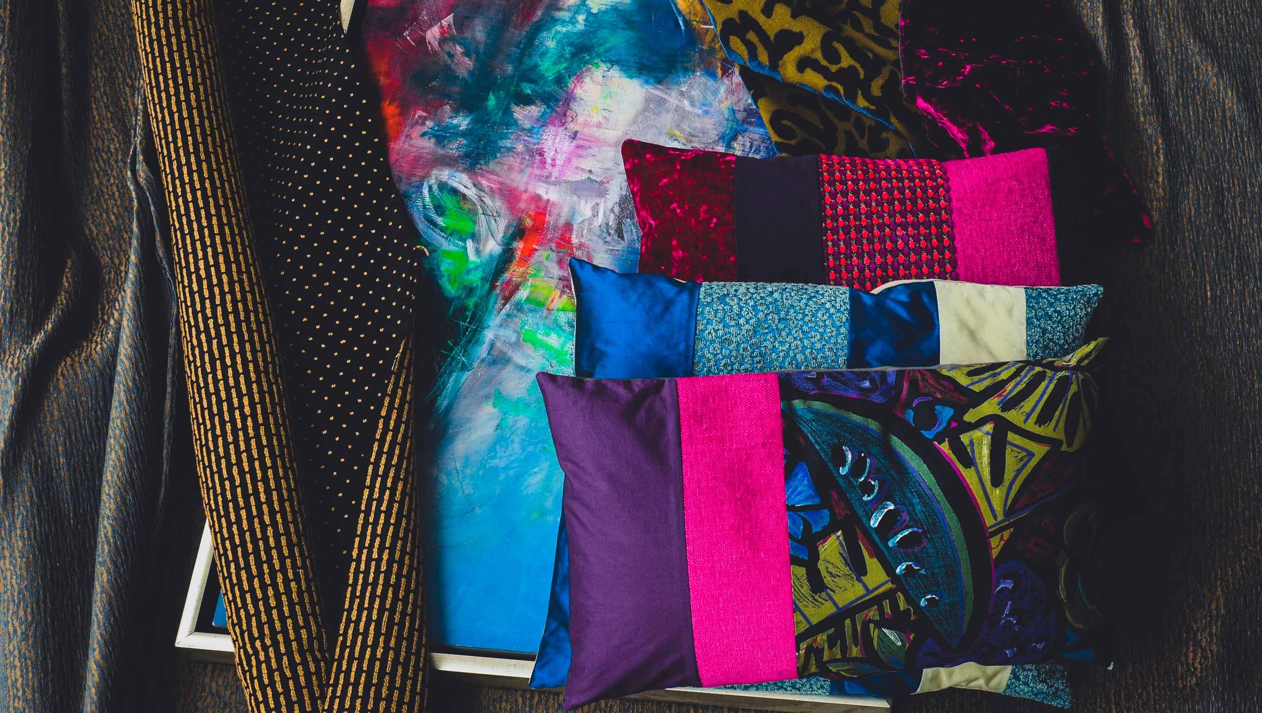 Positive Farben für Ihr zu Hause und Ihr Home Office